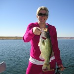 KAILIE LAKE POWELL 4# LARGEMOUTH