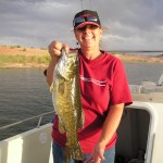 LAURA 4.3# SMALLMOUTH LAKE POWELL