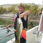 3# Smallmouth Lake Powell