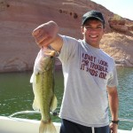 Jake with nice LM Lake Powell