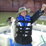 Geting Excited about Lake Powell fishing