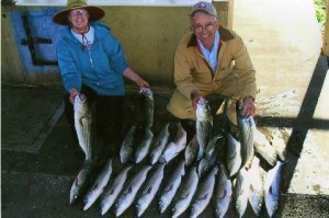 STRIPERS-LAKE POWELL