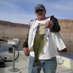 BOB lots of BIG ones that day! Lake Powell