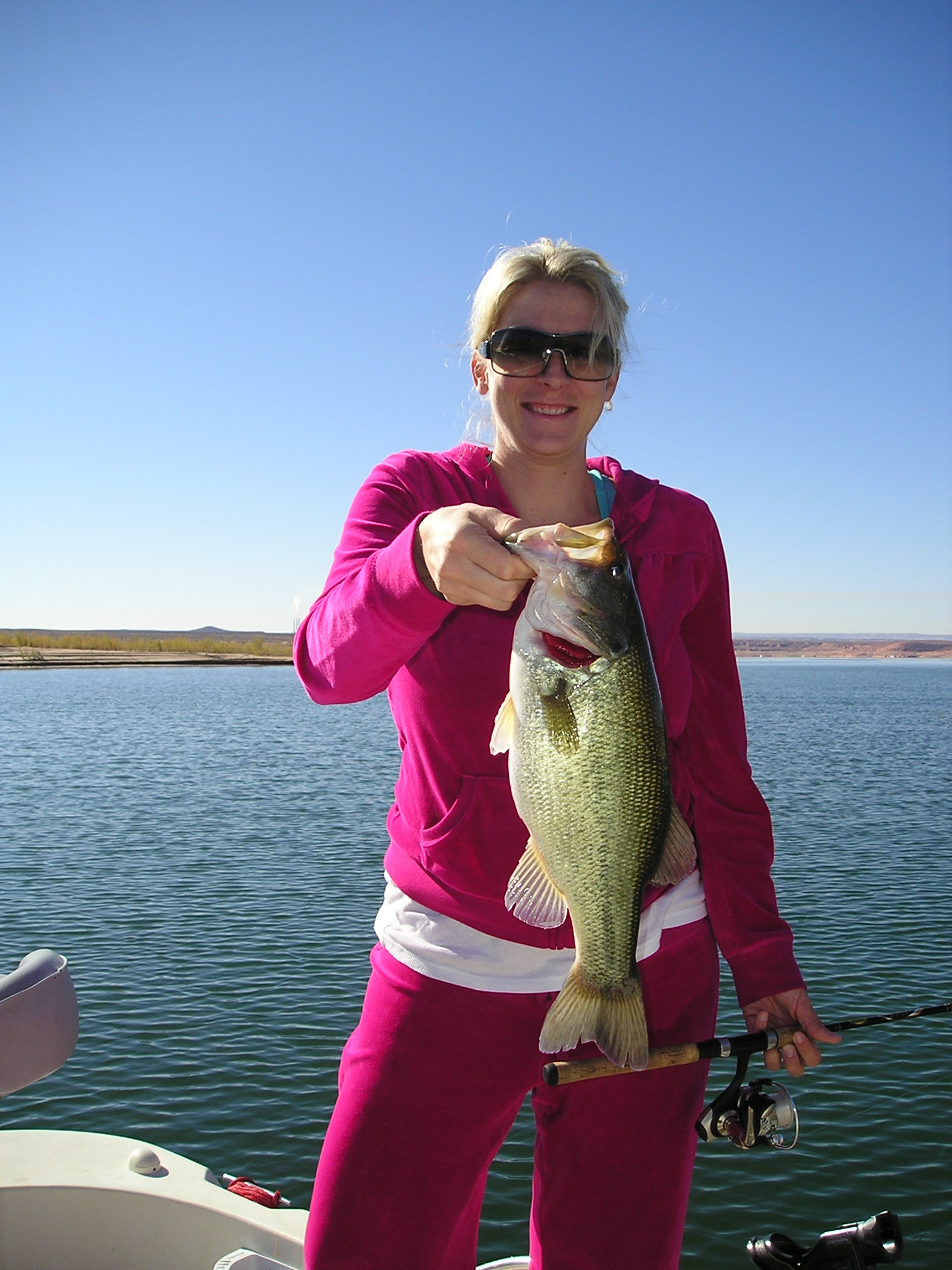 About captain mike for Lake powell fishing license