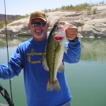 Captain Mike Lake Powell Largemouth