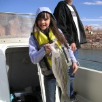 TAYLER 3-09 Lake Powell 4# Striper